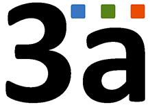 3a Green Planet Logo